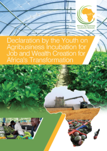 5th October Accra Declaration of the Youth on Agribusiness Incubation