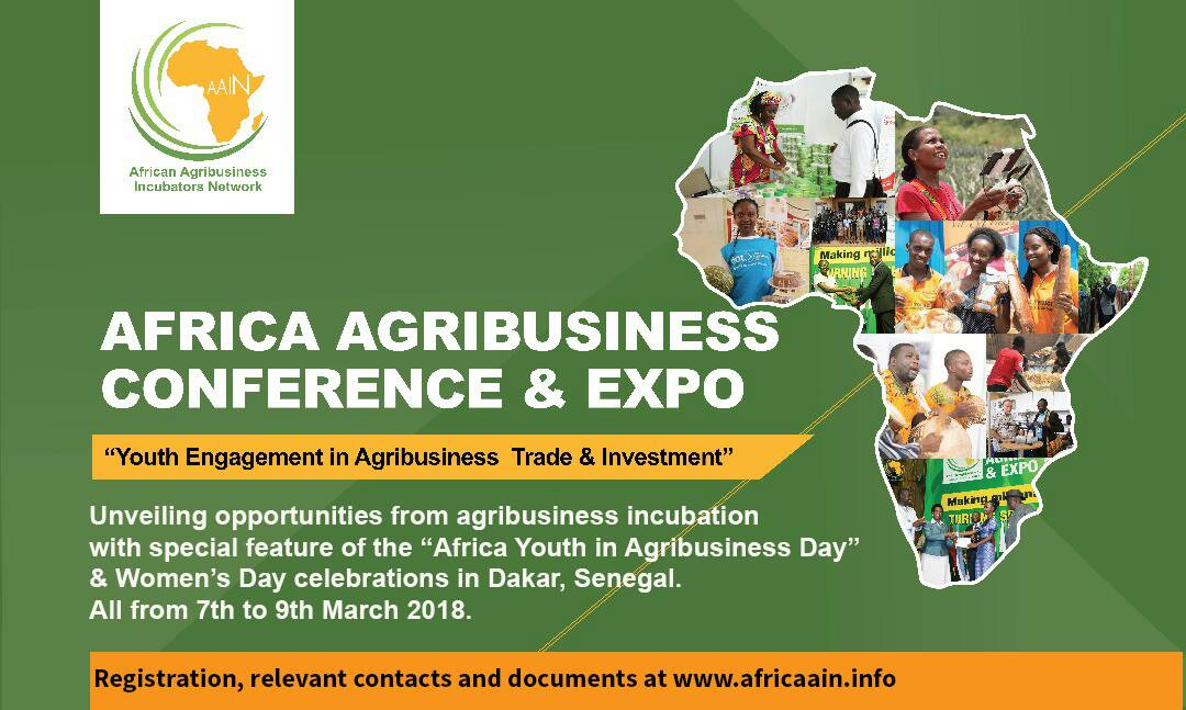 AAIN Agribusiness Incubation Conference